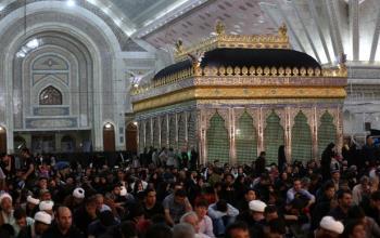 مراسم سوگواری اربعین در حرم امام خمینی(س) برگزار می شود