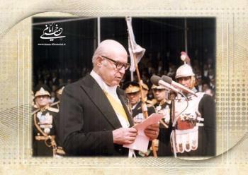 واکنش هوشمندانه امام به تشکیل دولت آشتی ملی