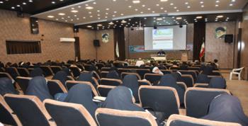 همایش تبیین اندیشه امام خمینی (س) در شهر گلدشت برگزار شد