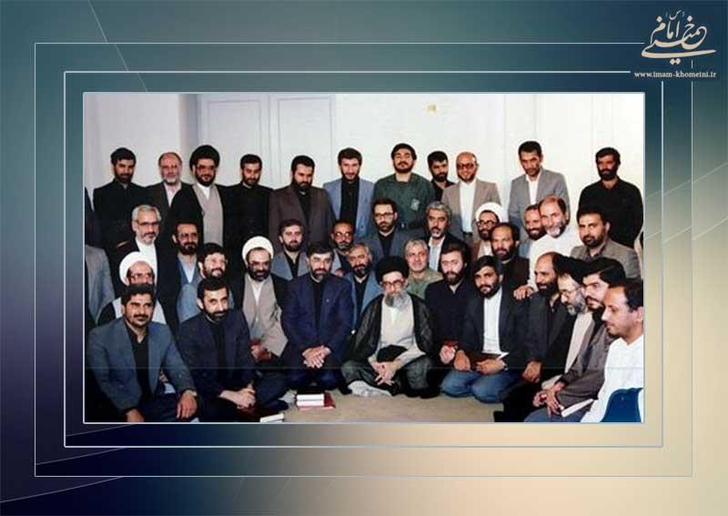 توصیه های بنیانگذار جمهوری اسلامی به دولتمردان در هفته دولت