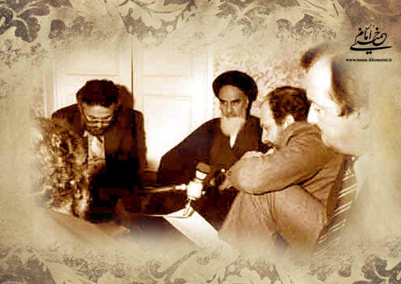 ماجرای اولین مصاحبه منتشر شده امام خمینی (س)
