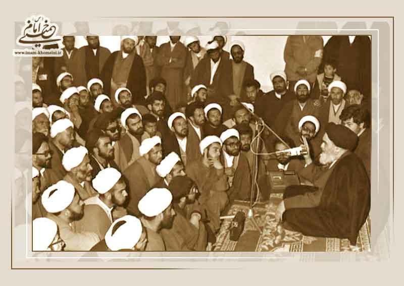 روحانیت با مفاسد تمدن مخالف است نه با مظاهر تمدن