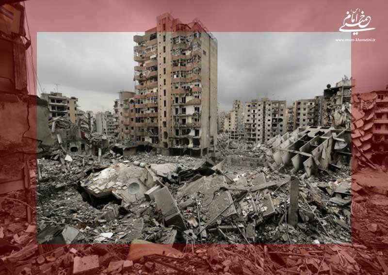 جنایات اسرائیل در لبنان