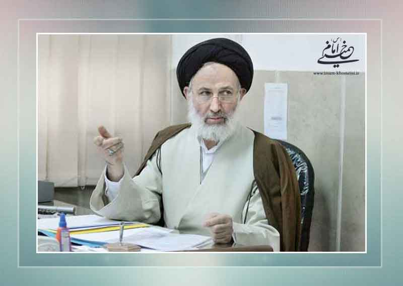 حاج آقای مصطفی خمینی مفسر برجسته قرآن کریم بود