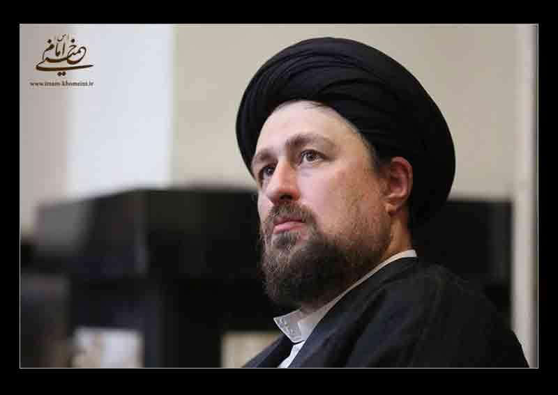 سید حسن خمینی یادگار امام