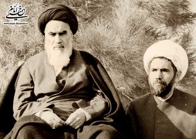امام خمینی و شهید مفتح