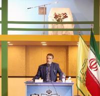 """شعر خوانی مصطفی محدثی خراسانی در """"محفل شعر حضور"""""""
