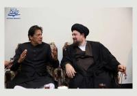 یادگار امام در دیدار با نخست وزیر پاکستان: پاکستان جزء بسیار بزرگی از جهان اسلام است