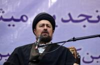 یادگار امام: هر صدایی که جامعه اسلامی را چند پاره کند، نفاق است/ ایران کشور وحدت امت اسلامی است