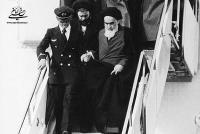 بازتاب بازگشت امام به ایران در رسانه های جهان