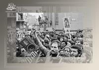 تاثیر سخنرانیهای امام بر شعارهای انقلابی مردم