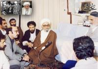 تشریح شخصیت امام خمینی(س) در برگ هایی از خاطرات آیت الله مهدوی کنی(رحمه الله)