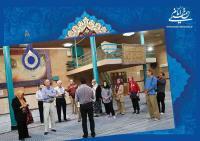 بیش از یکصد هزار گردشگر در سال 97 از حسینیه جماران بازدید کردند
