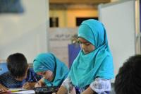 گزارش تصویری غرفه موسسه تنظیم و نشر آثار امام خمینی(س) در نمایشگاه قرآن کریم (4)