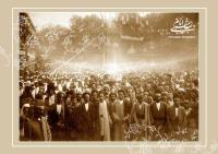 سرفصل حضور روحانیت در عرصه سیاست از منظر امام