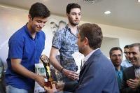 اختتامیه سومین دوره مسابقات بین المللی شطرنج جام آفتاب
