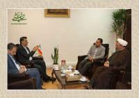 مدیر کل صدا وسیمای استان اصفهان بر همکاری گسترده با موسسه تاکید کرد