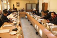 جلسه شورای عالی تئاتر روح الله در استانداری اصفهان برگزار شد