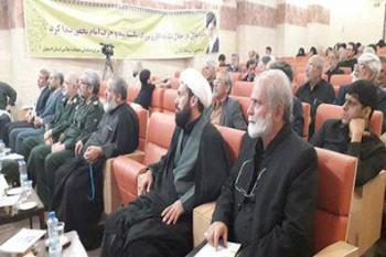 گزارش تصویری گردهمایی جمعی از فرماندهان و رزمندگان عملیات ثامن الائمه در نگارستان امام خمینی (س)