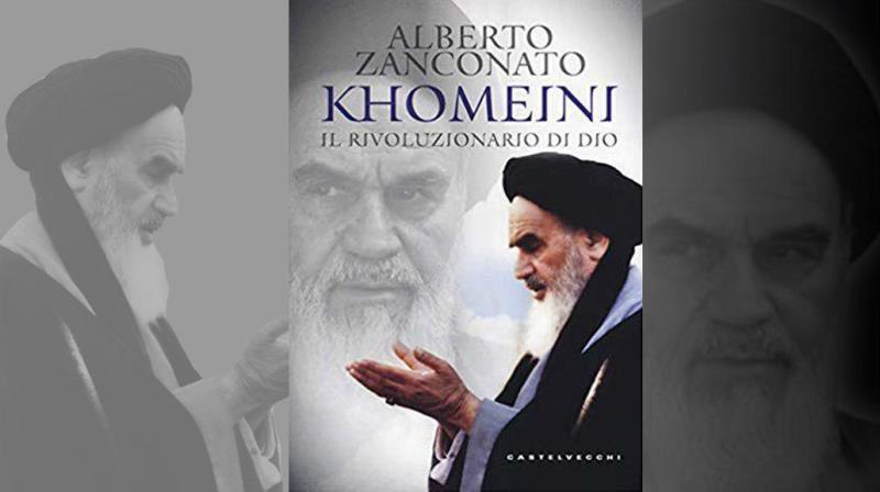 کتاب «خمینی؛ انقلابی خدا» در ایتالیا منتشر شد