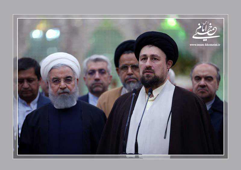 یادگار امام: امروز روز حمایت بیشتر از دولت و خدمت بیشتر به مردم است