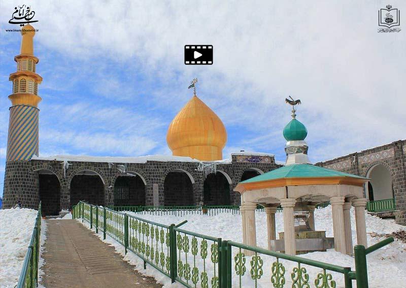 اهدنا الصراط المستقیم / بیست و ششم رمضان / امامزاده هاشم(ع)