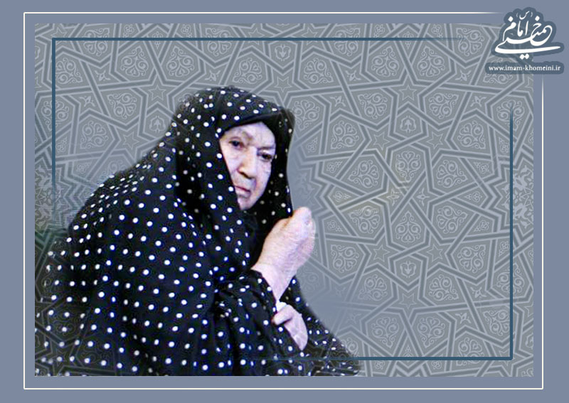 قدس ایران الگویی برای زنان