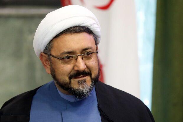 پیام تبریک مدیر و کارکنان نمایندگی موسسه در خمین به حجت الاسلام والمسلمین دکتر علی کمساری