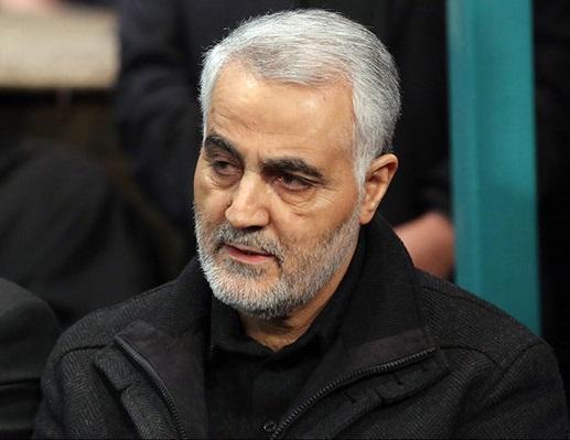 شهید سپهبد حاج قاسم سلیمانی: خدایا سپاس که سرباز خمینی کبیر شدم