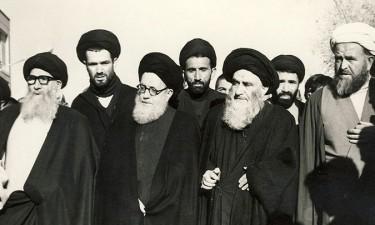 مهاجرت علمای کشور به تهران و تلاش برای آزادی امام خمینی