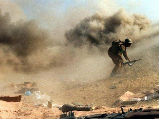 عاقبت جنگ افروزی نابودی است