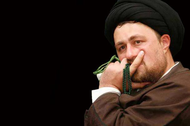 تسلیت یادگار امام به آیت الله محسنی گرکانی