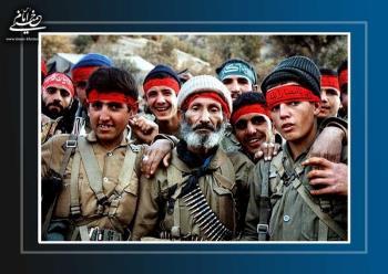 امام خمینی (س): ما همه سرباز خدا هستیم