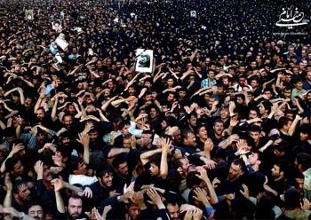 مشاهدات خبرنگاران رسانه های خارجی از مراسم تشییع پیکر رهبر کبیر انقلاب اسلامی