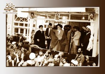 امام خمینی: ما اگر اعتقادمان این باشد که پیروز شدیم دیگر رو به سستی می رویم