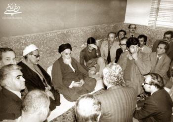 دیپلماسی قوی و قاطع امام در دیدار با سفیر شوروی