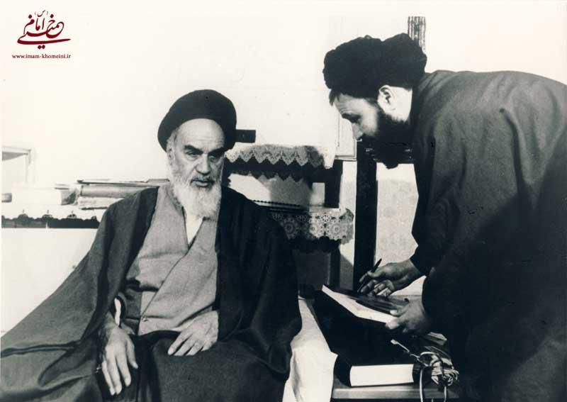امیدوارم که احمد به واسطه تهمت ها و مخالفت ها به خود تزلزل و تردید راه ندهد