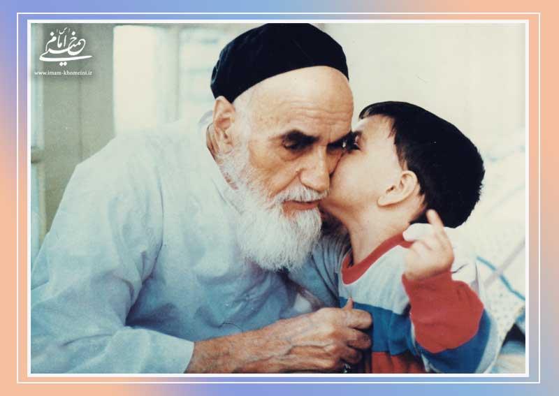امام خمینی و سید علی