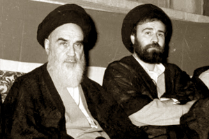 سید احمد و امام خمینی