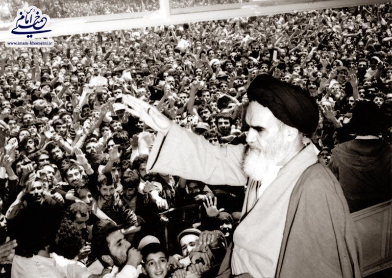 پیام غرور آفرین امام خمینی به مناسبت پیروزی انقلاب اسلامی / پیام شش ماده ای به مردم ایران