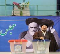گزارش تصویری حضور یادگار امام در انتخابات
