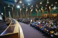 گزارش تصویری مراسم اختتامیه شانزدهمین جشنواره سراسری شعر روح الله با حضور شعراء از سراسر ایران