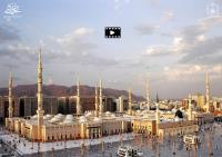 اهدنا الصراط المستقیم / بیست و نهم رمضان / مسجدالنبی