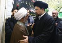 تسلیت سید حسن خمینی در پی درگذشت حجت الاسلام والمسلمین راستگو
