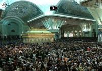 اهدنا الصراط المستقیم / بیست و هفتم رمضان / حرم امام خمینی(س)