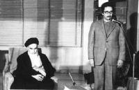 امام خمینی خطاب به بنی صدر: نصیحت عاجزانه من را قبول کنید و پا روی نفسانیت بگذارید