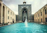 اهدنا الصراط المستقیم / بیست و چهارم رمضان / مسجد جامع کرمان