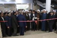 نمایشگاه آثار تجسمی کنگره باز خوانی ابعاد شخصیتی حضرت علی (ع) در نگارستان امام خمینی (س) گشایش یافت
