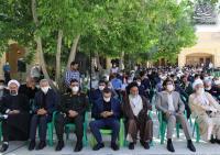 مراسم بزرگداشت سی و یکمین سالگرد ارتحال امام در بیت قدیمی حضرت امام خمینی برگزار شد