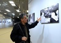 عکاسی که از امام دستور گرفت تا رویدادهای انقلاب در ایران را به تصویر بکشد، در باغ موزه انقلاب اسلامی و دفاع مقدس نمایشگاه عکس برپا کرد